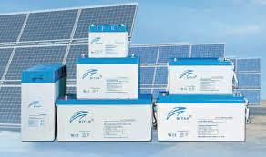baterai solar cell