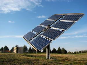 cara kerja listrik tenaga surya